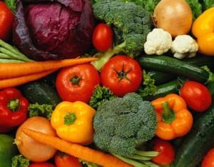 Healthy Harvest Healthy Vegetables